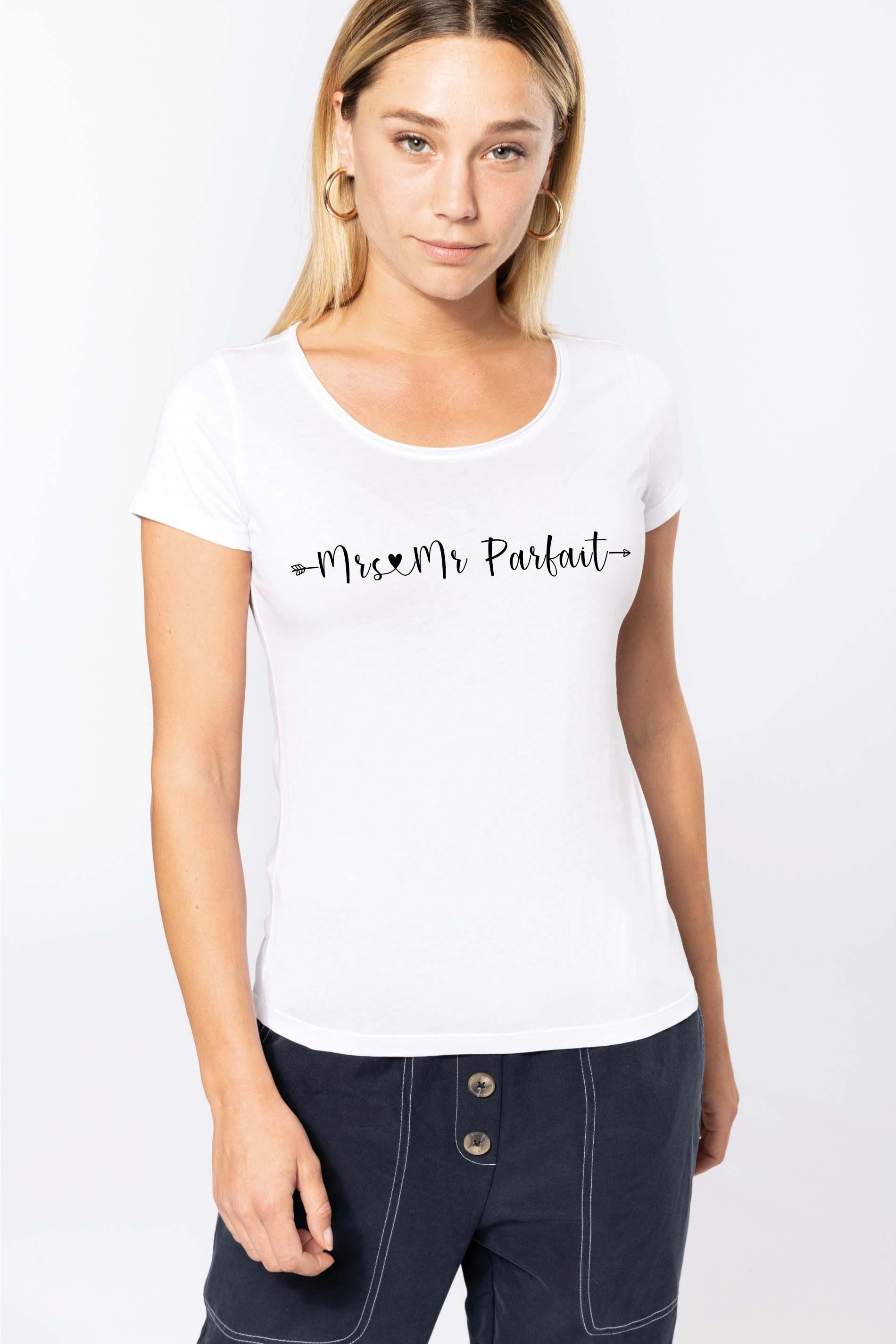 T shirt femme Personnalisé