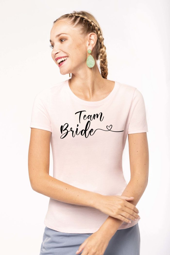 t-shirt Team Bride