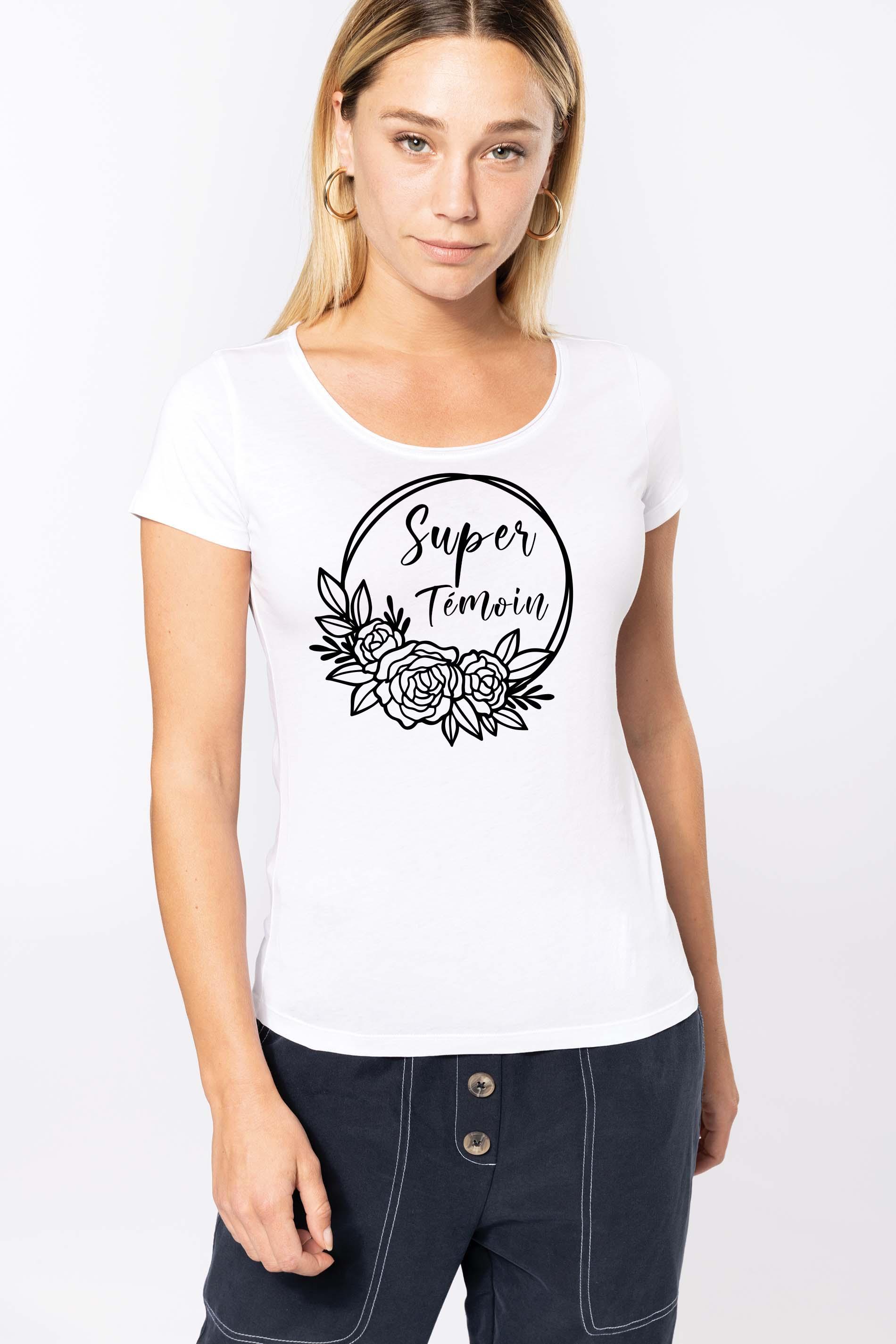 T shirt Super Témoin