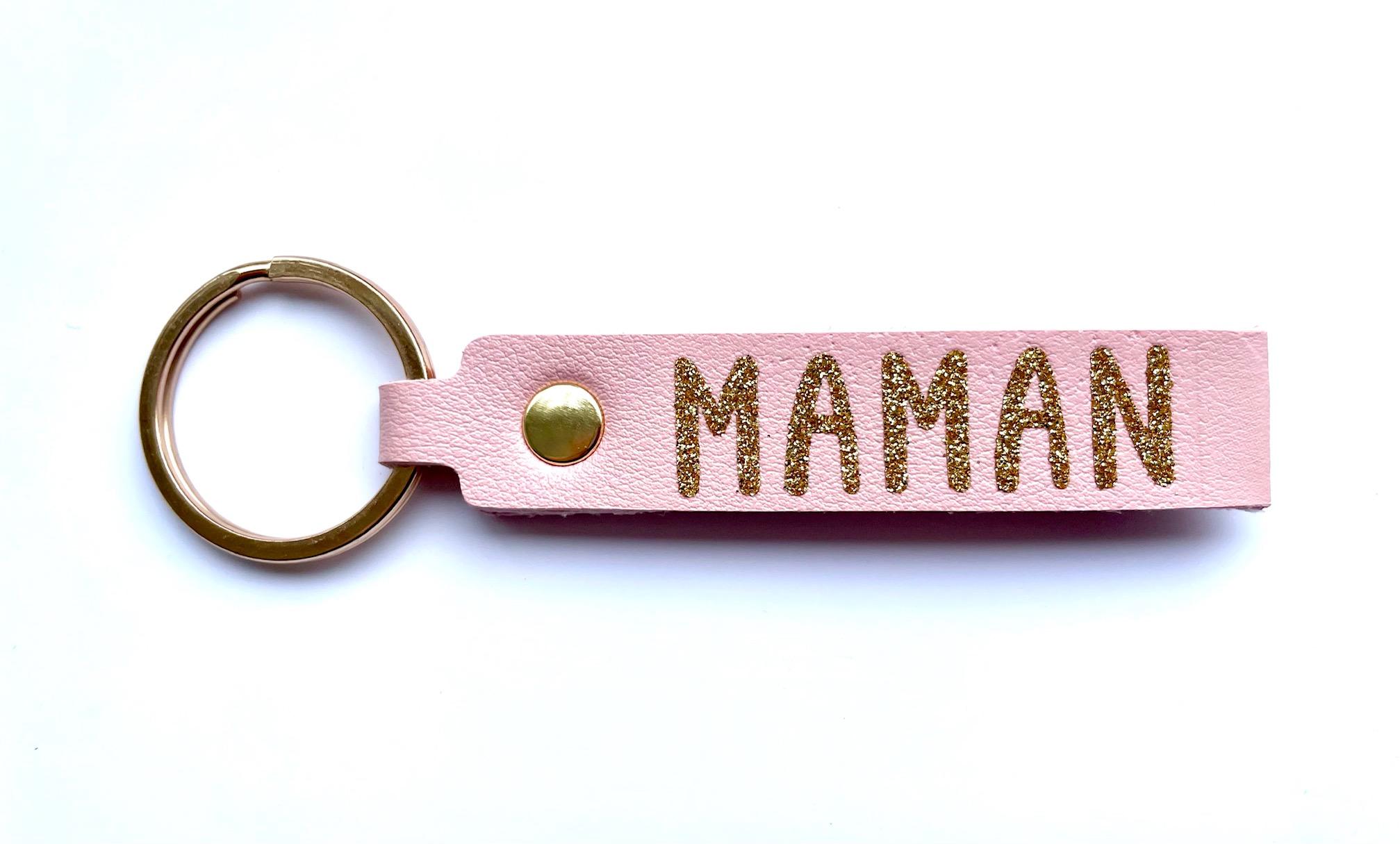 porte-clé fête des mères